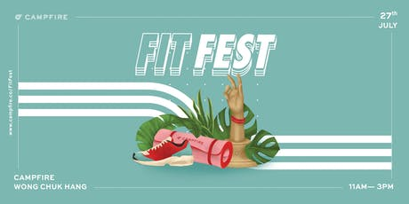 Campfire FitFest tickets