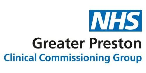 NHS Greater Preston CCG – PETs Session 16 July
