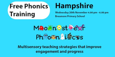 HAMPSHIRE TRAINING Breamore Primary School tickets