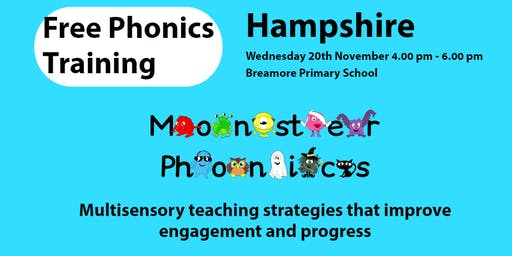 HAMPSHIRE TRAINING Breamore Primary School