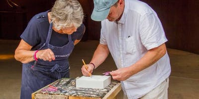 (10am - 12.30pm) Stonecarving for Beginners Taster Workshop with John Davey