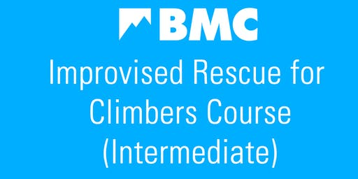 BMC Improvised Rescue for Climbers Course (Intermediate)