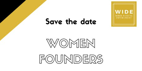 Women Founders - with Silicon Luxembourg tickets