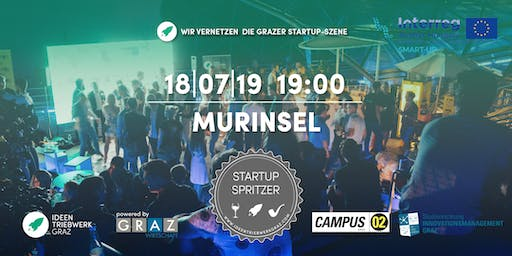 Startup Spritzer #56: Murinsel Special - powered by FH Campus 02