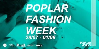 Jewellery upcycling with Sunny Jar Ecohub : Poplar Fashion Week