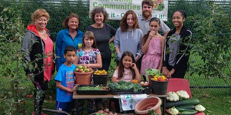 Cultivating Communities - Food Gardening Together Session tickets