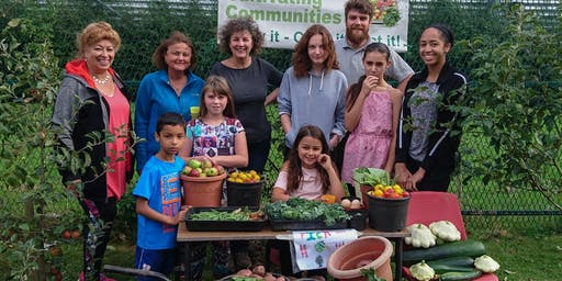 Cultivating Communities - Food Gardening Together Session