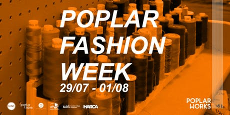 Aberfeldy Knitters Fashion Week Special : Poplar Fashion Week  tickets