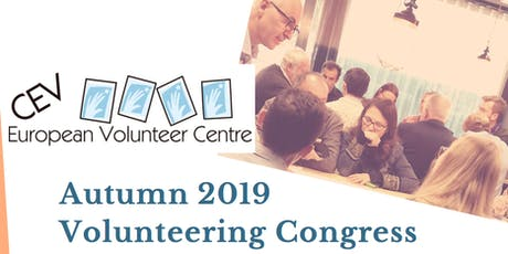 CEV Autumn Volunteering Congress 2019 tickets