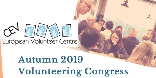 CEV Autumn Volunteering Congress 2019