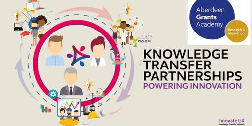 Knowledge Transfer Partnerships: Lunch & Learn for the Physical Sciences