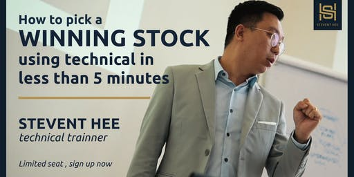 How to pick a winning stock in just 5 minutes