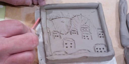 Summer Holiday Pottery Workshop for Children