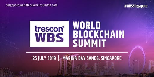 World Blockchain Summit-Singapore 2019