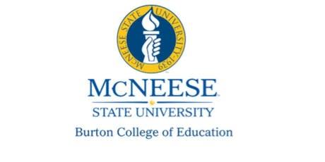 McNeese Praxis Workshop - Core Academic Skills for Educators: Mathematics (5732) tickets
