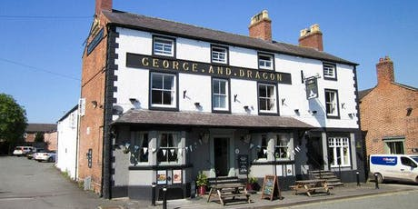 George And Dragon Tarvin Psychic Night tickets