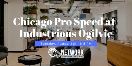 Pro Speed Networking by Network After Work Chicago tickets