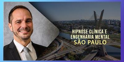 Hipnose Clínica e Engenharia Mental com André Percia em São Paulo