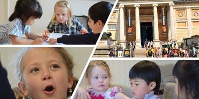 Visit for children of the Ashmolean-in French!