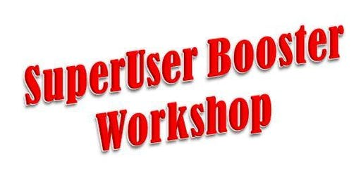 August CANS & ANSA SuperUser Booster Workshop