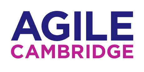 Agile Cambridge 2019 tickets