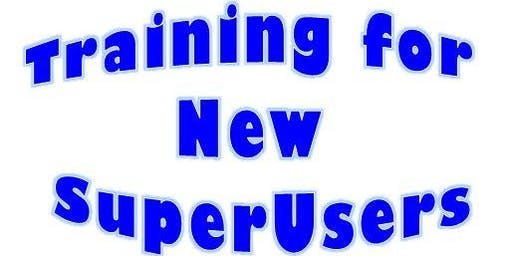 September Training for New CANS & ANSA SuperUsers