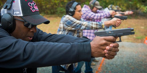 Concealed Carry: Advanced Skills & Tactics (Mcloud, OK)