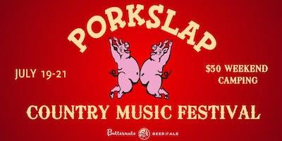 Porkslap Country Music Festival