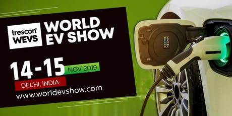 World EV Show - Delhi 2019 tickets