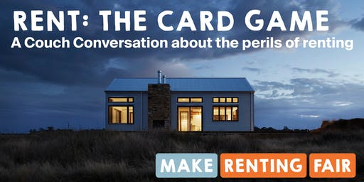 Rent: The Card Game - A Couch Conversation about the perils of renting