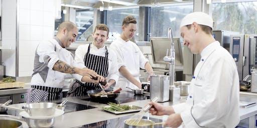 «Kitchen Party» in der Waldhaus Küche
