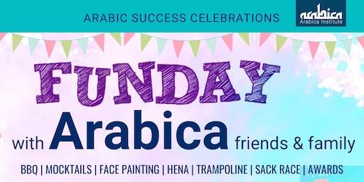 Fun Day with Arabica Institute