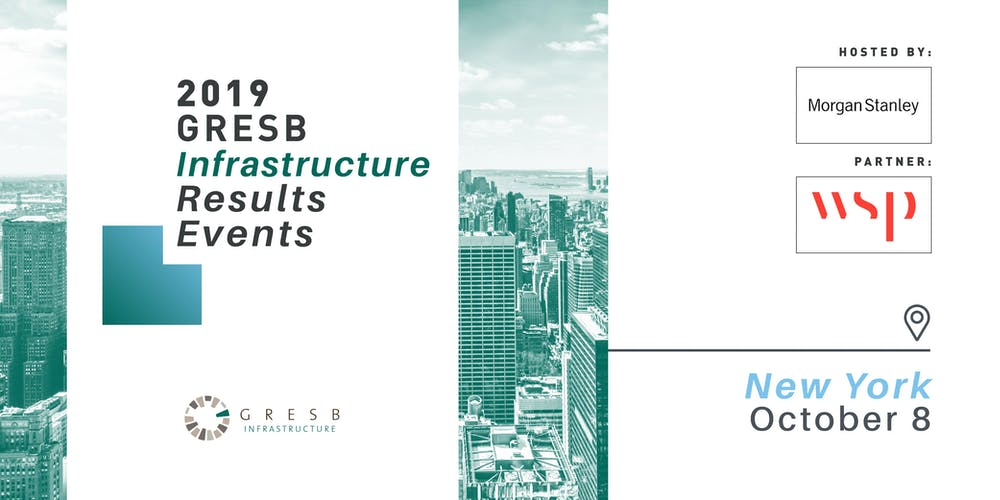 2019 GRESB Infrastructure Results   New York Tickets, Tue, Oct 8