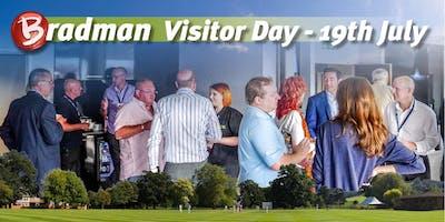 BNI Bradman meeting 19th July - Visitors Day Ticket