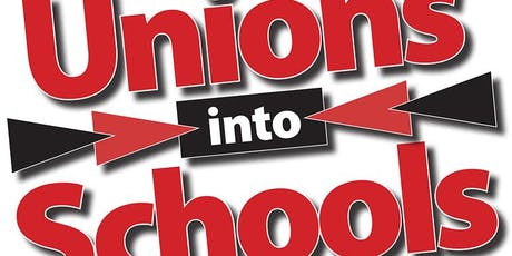 STUC Unions into Schools Rep Training tickets