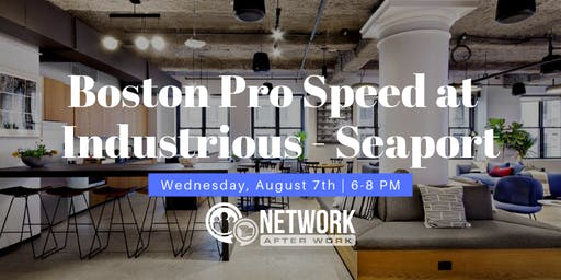 Pro Speed Networking by Network After Work Boston