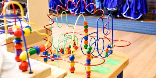 Montessori Play and Learn Session
