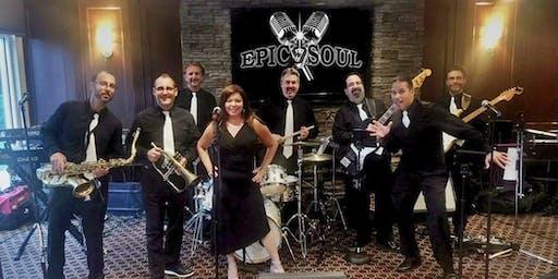 Epic Soul LIVE at Saxon Grill