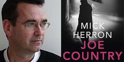 Mick Herron in conversation with Dominick Donald