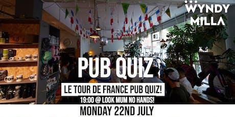 WyndyMilla x LMNH - Tour de France Pub Quiz tickets