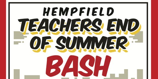 Hempfield Teachers End of Summer Bash