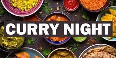 International Womens Day Fundraiser curry night