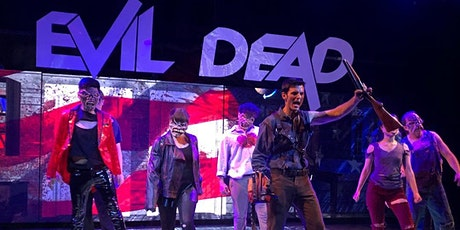 Evil Dead The Musical: The HD Tour SEATTLE tickets