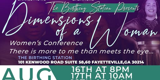 The Birthing Station 2019 Women's Conference