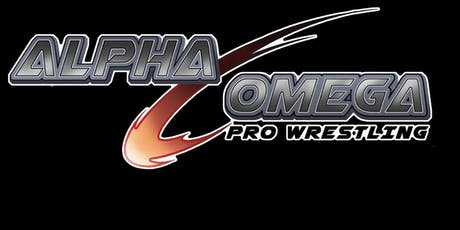 Alpha Omega Wrestling Chapter 1 tickets