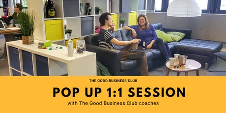 Pop Up 1:1 Session @ NatWest tickets