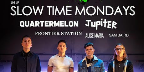 Slow Time Mondays - London AAA Live Presents  tickets