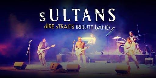 The Sultans en GKTime Live Estepona