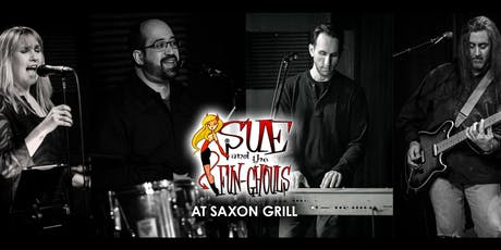 Sue and the Fun Ghouls LIVE at Saxon Grill tickets