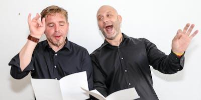 Mainzer Liederkranz im Festzelt bei Kühn-Kunz-Rosen am 29.11.